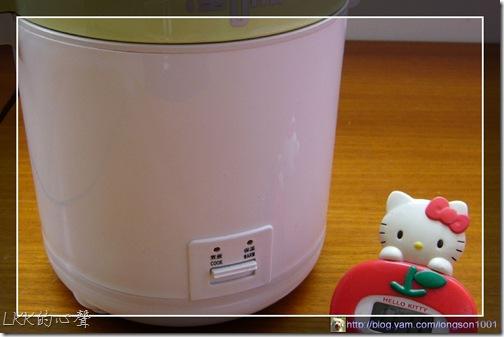 IZUMI電子鍋及煮法18